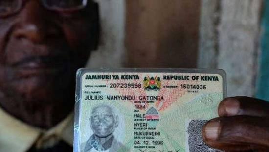 Julius Wanyondu Gatonga 128 128 летний человек не может получить медицинскую страховку из за своего возраста