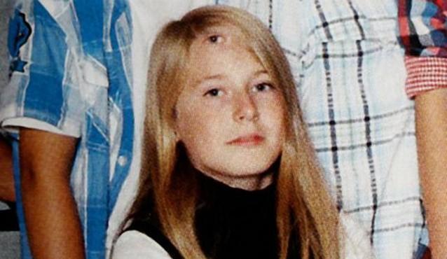 43702 Шведская школьница получила компенсацию за третий глаз на фото
