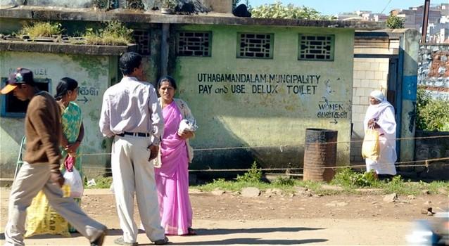 indian lavatory 2375756b Власти Индии проводят кампанию Нет туалета   нет невесты