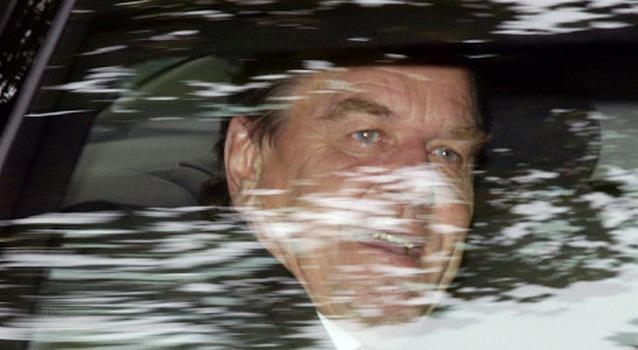 46109 Бывшие канцлеры Германии пользуются роскошными машинами за счет государства