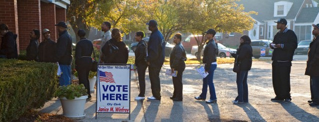 Американец умер и воскрес на избирательном участке