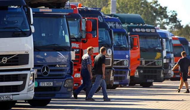 46971 Немецкие дальнобойщики заведут бортовой журнал посещения туалета