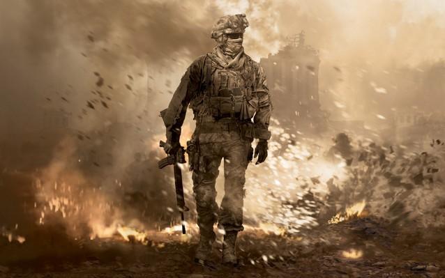 Играющие в Call of Duty подростки напугали соседей, те вызвали спецназ