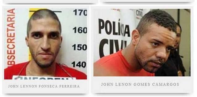 Belo Horizonte John Lennons1 В Бразилии арестовали трех Джонов Леннонов