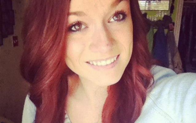 Rylee MacKay Школьницу в США не пускали на уроки из за цвета волос