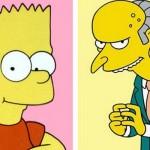 Bart Simpson and Mr Burns 150x150 Немец устроил офис прямо в машине