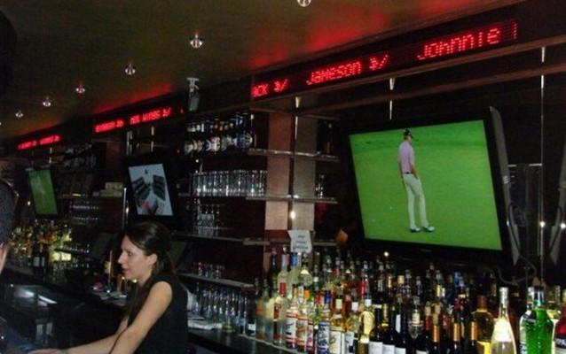 Exchange Bar and Grill 550x412 В США открылся бар с колеблющимися ценами