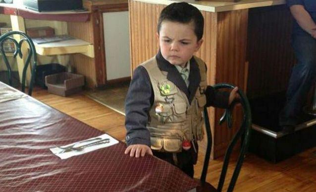 4-летний мальчик стал мэром города в США