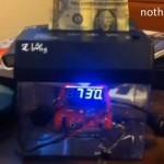 diy money shredding alarm clock 150x150 Интимность 2.0   платье, которое исчезает от возбуждения