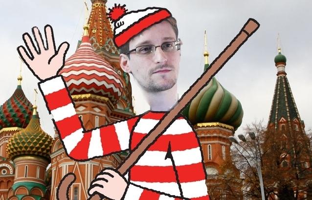 snowden russia waldo one Рон Пол высказался на тему Эдварда Сноудена