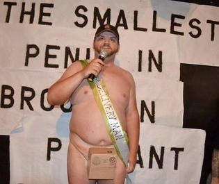 В Бруклине выбрали обладателя самого маленького пениса на районе