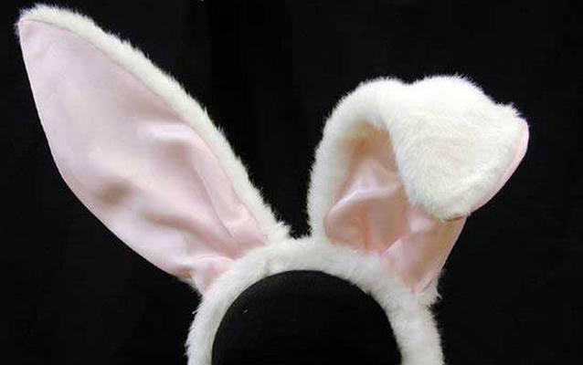 BunnyEars Начальство заставляло японку носить заячьи уши за невыполнение плана по продажам