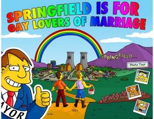 simpsons В Симпсонах насчитали 490 сцен о геях